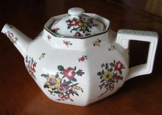 A favorite teapot.